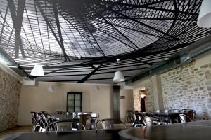 Plafond en toile tendue Alkeos