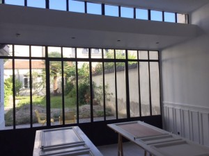Alkéos Rénovation Verrière Atelier 01