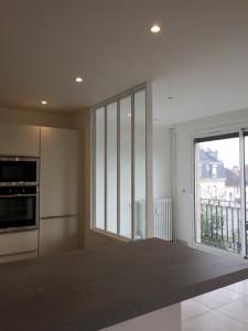 Alkéos Rénovation Reims Chantier Appartement Secteur Boulevard Lundy (45)